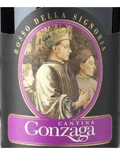 Rosso della Signoria - Gonzaga