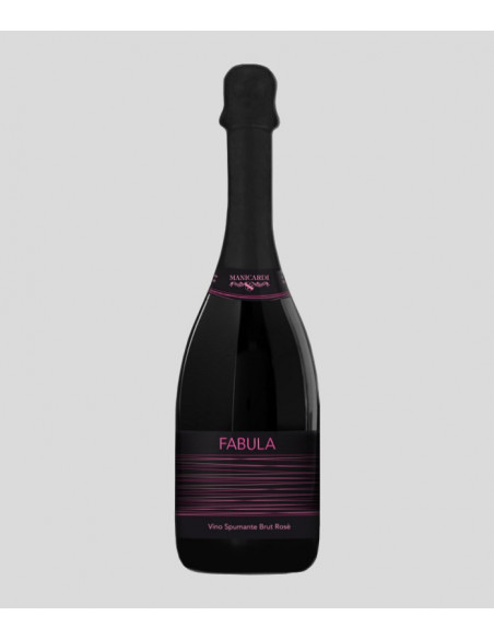 € 7.99 (x6) Fabula rosè lambrusco spumante - Manicardi (x6 bott.)