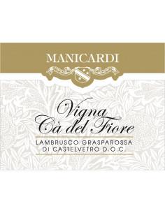 € 8,90 (x6) Ca Del Fiore - Manicardi