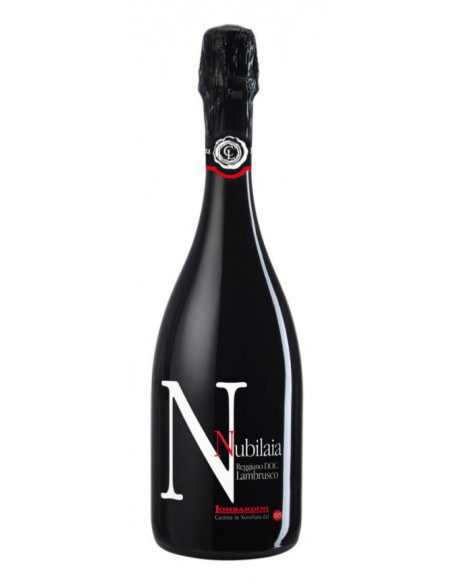 € 5,99 Nubilaia Lambrusco Reggiano - Lombardini (x6 bott.)