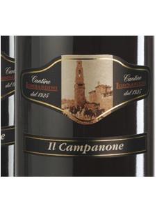 € 5,99 (x6) Il Campanone - Lombardini - Lambrusco