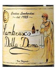 € 4,99 Lambrusco della Dama - Lombardini (x6 bott.)