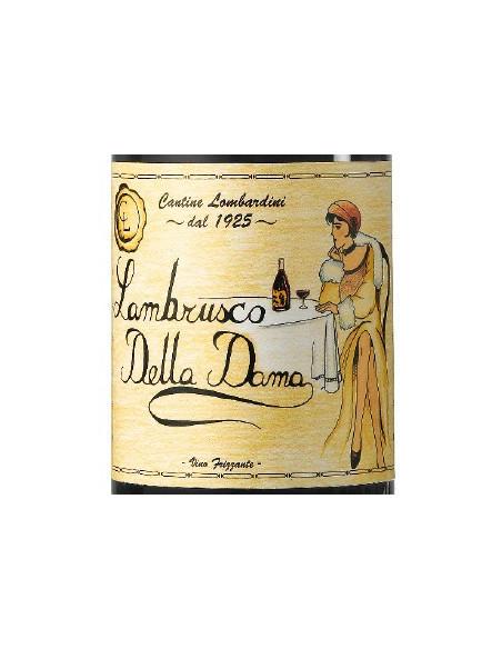 € 5,50 Lambrusco della Dama - Lombardini (x6 bott.)