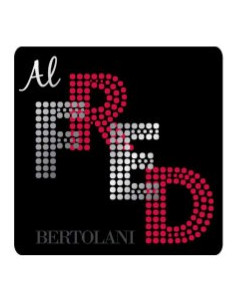 € 7.99 (x6) Al Fred lambrusco Emilia igt Spumante - Bertolani
