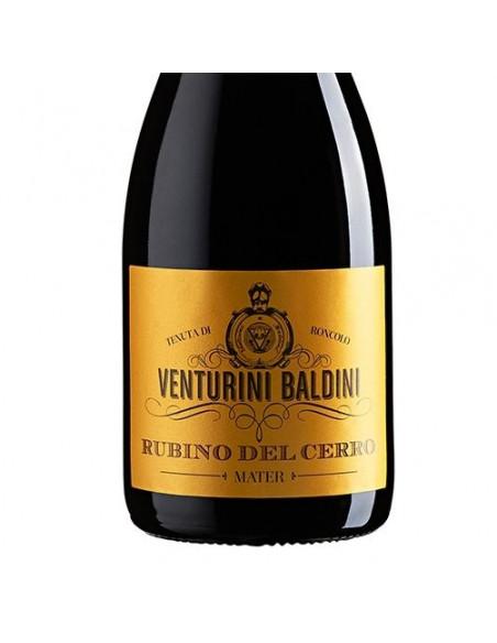 €11,65 (x6) Rubino del Cerro - Lambrusco Venturini Baldini