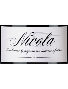 € 6,65 Nivola Grasparossa secco - Chiarli (x6 bott)