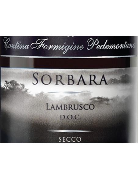 € 4,50 (x6) Lambrusco Sorbara - Cant. Formigine