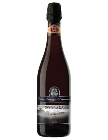€ 4,5 Lambrusco Sorbara - Cant. Formigine
