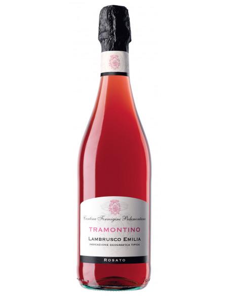 € 4.50 (x6) Tramontino rosato secco -C.Formigine