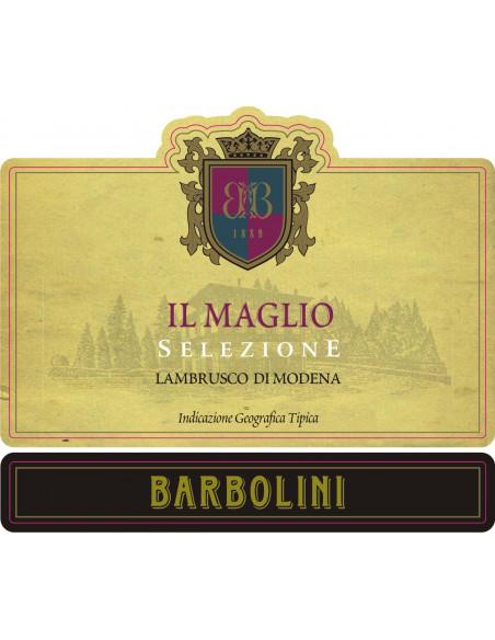 € 7,99 Il Maglio lambrusco - Barbolini (x6 bott)