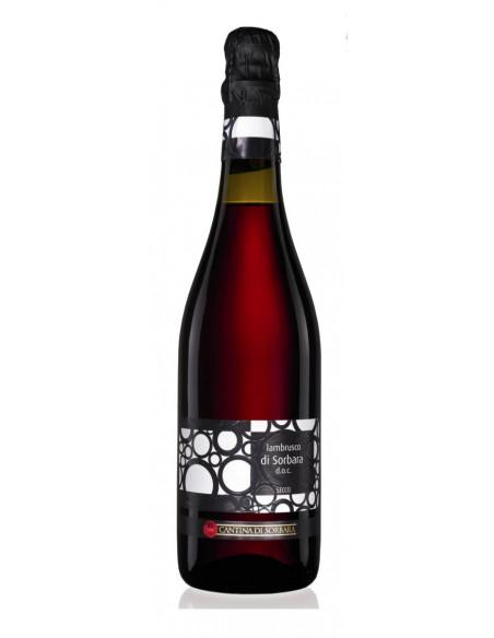 € 3,99 (x6) Le Bolle Lambrusco Sorbara - Cantina Carpi