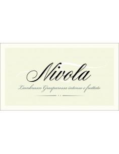 € 6,99 Nivola lambrusco - Chiarli (x6 bott)