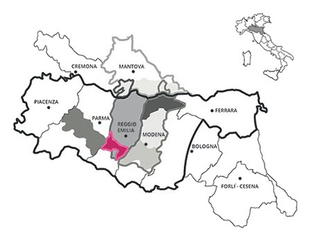 Lambrusco Colli Scandiano e Canossa