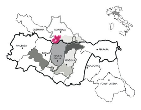 Lambrusco Viadanese Sabbionetano